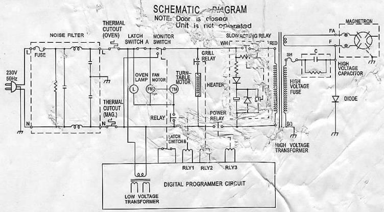 Схема приемника vitek