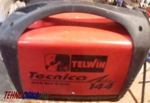 внешний вид TELWIN TECNICA 144
