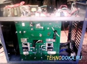сварка Электроприбор ИСКРА ИСА-180 на транзисторах G80N60